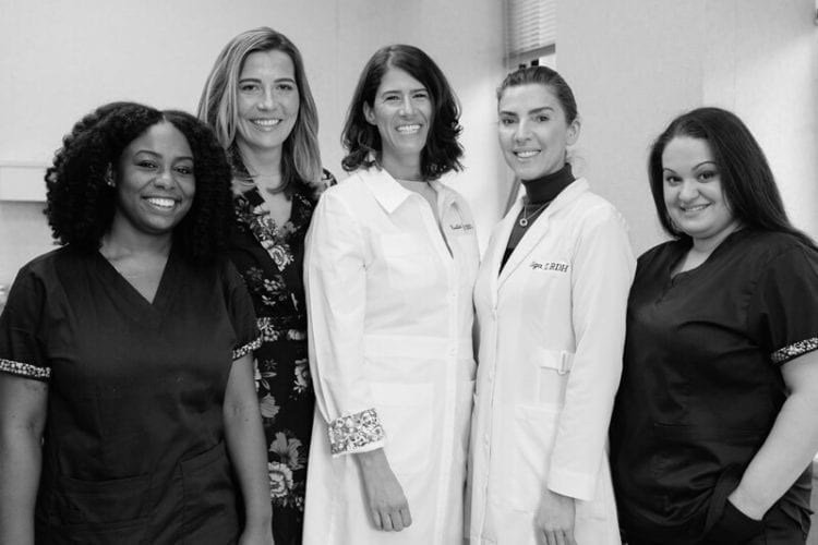 Our team at Brooklyn Dental Studio, New York City